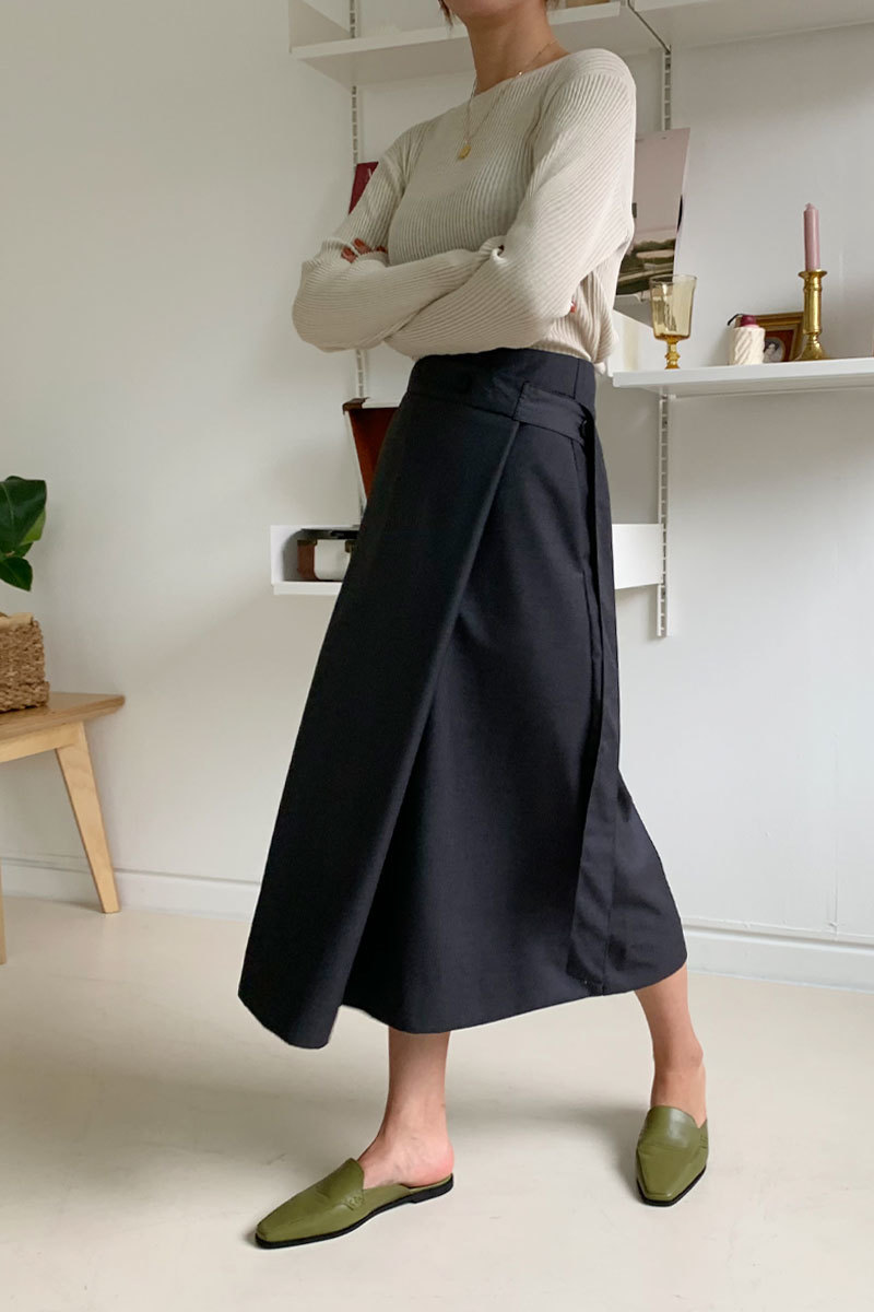 Driesvan skirt 5% sale 52,200 ->